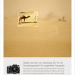 """Imagine"" Samsung Opto GX-10 Kampagne – Motiv ""Staubfrei"""