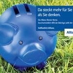 """Allianz Leben """"RiesterRente"""" Kampagne – TVC """"Waltraud"""". Ausgezeichnet u.a. mit Geld beim Effi"""