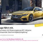 """Der neue Arteon von Volkswagen - Händlermotiv """"Auge"""""""