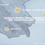 """""""Erstaunlich, diese Energie"""" EnBW Imagekampagne – Motiv """"Sonnenkraft"""""""