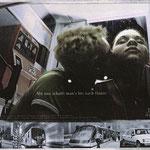 """Overcoming Distance"" DAIMLER BENZ Imagekampagne – Motiv ""Nimm den Bus!"""