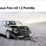 """""""Brems Dich!"""" BMVBS Aufklärungskampagne zur Verkehrssicherheit – Motiv """"1,2 Promile"""""""
