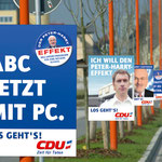 """""""Los geht's!"""" CDU Schleswig Holstein Wahlkampfkampagne"""