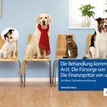 Allianz Tierkrankenversicherung Kampagne. Mehr dazu finden Sie links unter dem entsprechenden Navigationspunkt