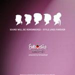 """Schwarzkopf Professional Anzeige zum Sponsoring des EuroVision Song Contest 2011 – Motiv """"Hält Ewigkeit"""""""