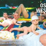 """""""So bewegend, wie dieser Teil Deutschlands"""" SUPER Illu Imagekampagne – Motiv """"Hauptsache gesund"""""""