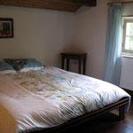 Chambre étage, face au lac (lit en 160)