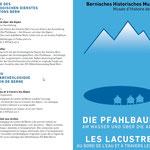 Pfahlbauerausstellung Bern - wie hat man die Erkenntnisse erhalten?
