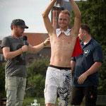 Winnaar Baekspringe 2014: Rob Verkoelen