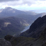 View From Cuillin Ridge