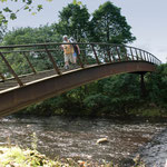 Willowford Bridge - River Irthing