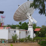 Kenya - Centro Spaziale Luigi Broglio.