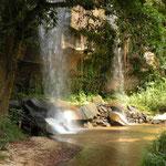 Sheldrick Falls - Shimba Hills