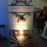 Roll-Up-Display Klang Poesie