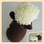 grosses Schaf handmade by Anna®