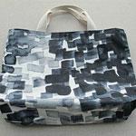 OLGA Einkaufstasche oben mit Reissverschluss
