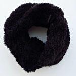 Rundschal schwarz   handmade by Anna®