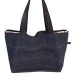 OSAKA manudesign® Schultertasche/Shopper, schwarz  H:33cm, B 35cm, T 14cm  *zu verkaufen*