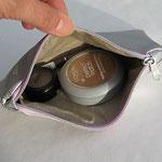 ERIKA Kosmetiktasche aus abwaschbarem Material