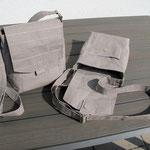 MEXICO beige, Leinen beschichtet, innen: acrylbeschichtet