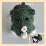 Nashorn handmade by Anna®