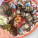 wonderful lunch ;-)