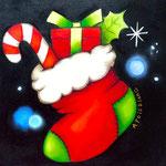 クリスマス靴下