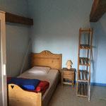 Chambre 3 gite des Prés salés 3 lits Ferme Relais de la Baie de Somme gîtes de groupe baie de somme