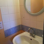 le lavabo face chambre 2 Ferme Relais de la Baie de Somme gîtes de groupe baie de somme