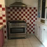 La cuisine du gîte des Prés Salés