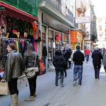 Valencia - die Altstadt ist das pulsierende Herzstück der Stadt