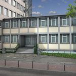 Janusz-Korczak-Gesamtschule, Neuss - Brandschutzmaßnahmen nach Betonsanierung, LPH 1-8