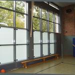 Kyburgschule, Neuss - Erneuerung der Fensteranlage in der Sporthalle, LPH 1-8