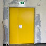 IGS Holweide, Brandschutztechnische Ertüchtigung des Schulhauptgebäudes, LPH 1-8