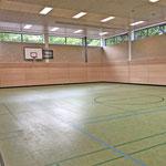 Turnhallensanierung, Städtische Gemeinschaftshauptschule Nürnberger Straße, LPH 1-8