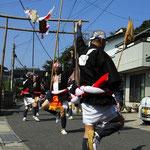 【2012年優秀賞】湊神社例大祭大名行列