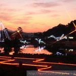 【2011年最優秀賞】あやめ池公園イルミネーション