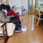 午後の主な介護サービス