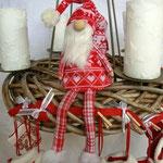 Adventskalender Santa