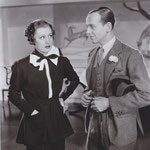 with Fred Astaire