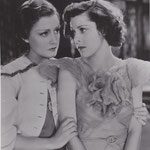 with Frances Dee