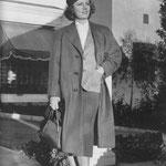 "January 1938 - fashion shot for ""Photoplay"""