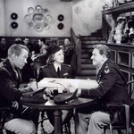 with Ward Bond and Spencer Tracy