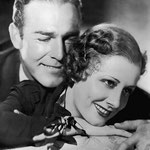 publicity with Randolph Scott