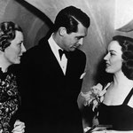 with Cary Grant and Fay Wray