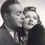 publicity - with Charles Boyer