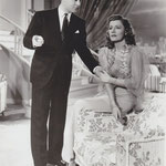 with Robert Montgomery