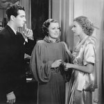 with Robert Taylor and Betty Furness