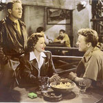 with Spencer Tracy and Van Johnson