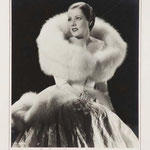 publicity - 'Roberta' shot by Ernest Bachrach